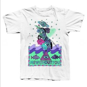 mewithoutYou Colly Horse Tee